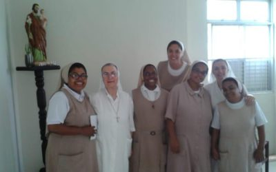 Visita d'Ascolto a Salvador de Bahia